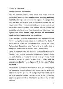 thumbnail of Discurso Luis Tudanca debate investidura