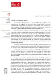 thumbnail of Carta Consejera de Sanidad