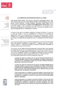 thumbnail of Camino de Santiago Vía de la Plata pregunta julio 2020