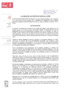 thumbnail of PNL PSOECyL desautoriación política sanitaria
